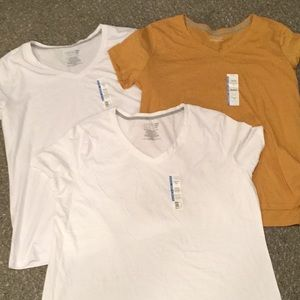 Trio of tees!